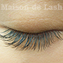 Maison de Lash 100 lashes per eye eyelash extension
