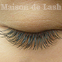 Maison de Lash 120 lashes per eye eyelash extension