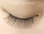 Maison de Lash 0.15mm thickness eyelash extension