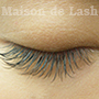 Maison de Lash 80 lashes per eye eyelash extension